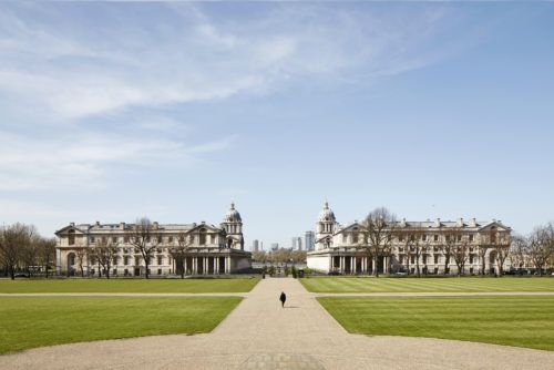 Old Royal Naval College, King William Building. Restoration work by Martin Ashley Architects, UK 2016 Photographer Joakim Borén,