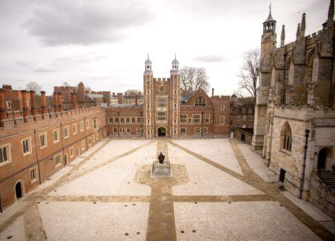 Eton College School Yard 5